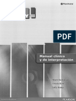 Manual Clinico y de Interpretacion NEPSY II