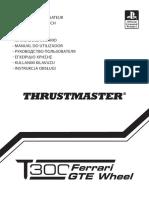 T300 FGTE Manual