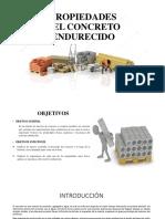 PROPIEDADES DEL CONCRETO ENDURECIDO.pptx