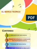 Marco Teorico- tesis