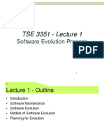 305390_Lecture 1 - Software Evolution Process