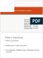 EAC0229_3 Conceptual Framework of Assurance