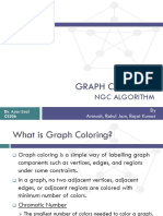 Graph Coloring Algorithm