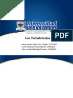 quimica carbohifratos