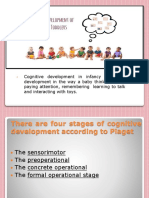 Cognitive Development and Socio Emotional of Infants and Toddlers