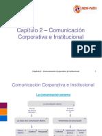 Seminario de Formación en Medios Sociales - Capítulo2 Comunicación Corporativa e Institucional