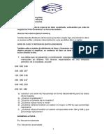 Guía de estadística General ORGANIZACIÓN DE LOS DATOS SERIE SIMPLE