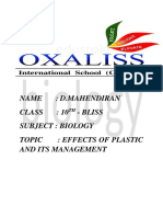 Effects of Plastic and its management by d .mahendiran 10th from bliss - Copy.docx
