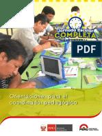 Orientaciones Para El Coordinador Pedagogico JEC-Ccesa007