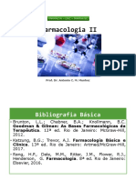 FARMACOLOGIA DO SNC