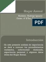 Hogar Arenal Valdivia