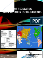 laws regulating transportation establishments.pptx