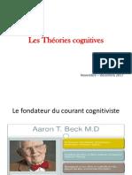 Théories Cognitives Nov 2017