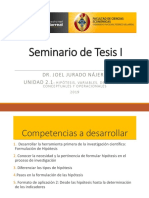 tesis unidad 2