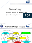 Networking 1 Tutorial