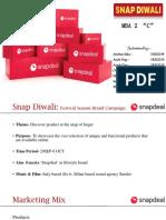 Snap Diwali