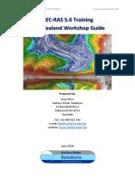 NZ HEC RAS Manual Workshop 1