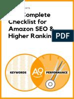 Complete Amazon Seo