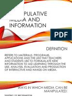 Manipulative Information and Media.pptx