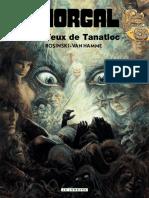 Tome 11 - Les Yeux de Tanatloc