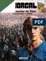 Tome 31 - Le Bouclier de Thor