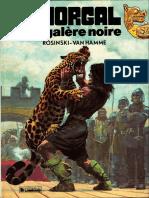 Tome 04 - La Galère Noire