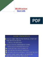 SBL100 Stem Cells r