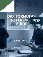 DAX Formula Reference Handbook