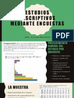 Estudios Descriptivos Mediante Encuestas