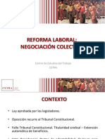 Reforma Laboral - NC