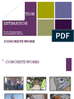 5 Concrete Work