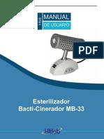 Manual Esterilizador__Bacti-Cinerador MB-33. PDF