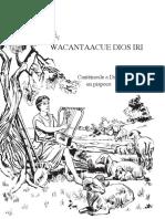Wacantaacue Dios Iri