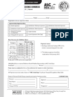 IMP ASC Space Booking Form