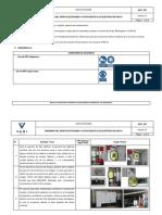 Instructivo de Encendido Del Grupo Electrógeno y Activación de Flujo Eléctrico en VARI 24