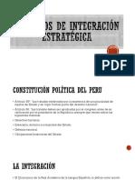 Acuerdos de Integración Estratégica - Expo