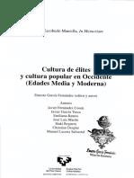 Cultura Ciencia y Magia en La E - Ernesto Garcia Fernandez