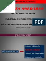 UNIONES SOLDADAS - 2019