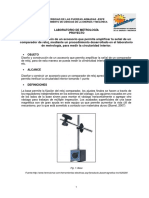 Diseño y construcción de un accesorio de un amplificador de señal para usarse con un  reloj comparador  que permita Verificar la circularidad interior.docx