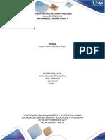 Laboratorio1 Arquitectura PC