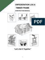 Construction Manual 2010 timber frame