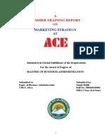 Final ACE Marketing Strategy (1)