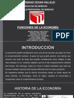 Funciones de La Economía