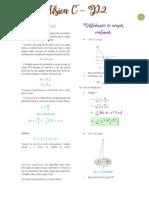 Resumo de circuitos elétricos - Fisica C