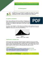 Histograma en fotografía
