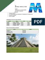 Paquete Mexico