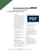 Cisco Secure ACS
