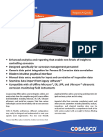 Software Cosasco Data Offline CDOS