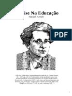Hannah Arendt - A_Crise_Na_Educacao