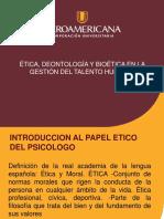 Ética, deontología y bioética en la gestión del talento humano..pptx